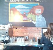 Happy Little Bar