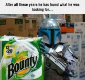 He Found The Bounty