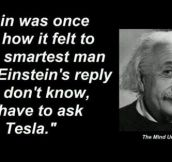 The Smartest Man Alive