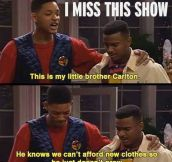The Fresh Prince's Finest Line