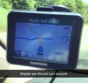 GPS, Where Are You Taking Me?