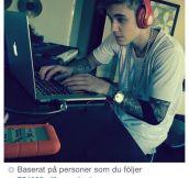 Justin Bieber's Studio Work