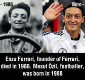 Coincidence? I Don't Think So Ferrari