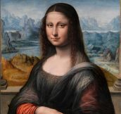 Mona Lisa By Del Prado