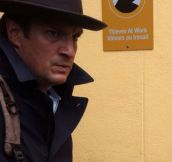 Nathan Fillion Is Awesome