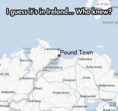 So It's In Ireland Then