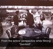 Seinfeld's Set