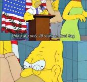 Grampa Simpson Is My Kind Of Guy