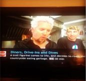 All That And More On This Week's Diners, Drive-Ins & Dives