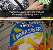 Nana Saver