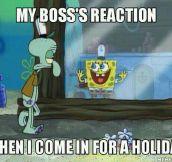 Everyone's Boss