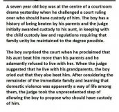 Where The Judge Finally Sent Him Is Amazing