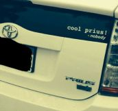 That's A Cool Prius