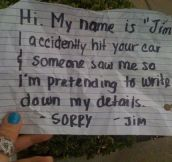 We All Know A Jim