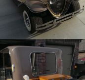 An Amazing Customized Golf Cart