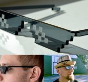 Deal With It Sunglasses Now Exist