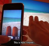 People And Their Fancy Traveling