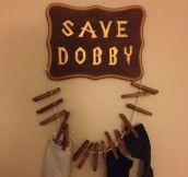 Save Dobby