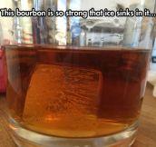 Almost 70 Percent Alcohol