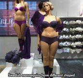 Swedish Mannequins