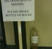 Door Bell Solution