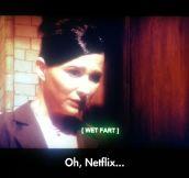 Classy, Netflix
