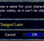 Choose A Name Wisely