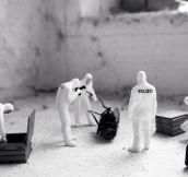 Small Crime Scene