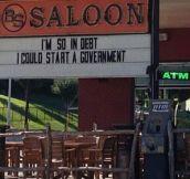 I'm So In Debt