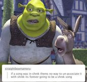 Shrek Songs