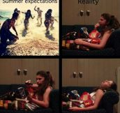 Summer Expectations