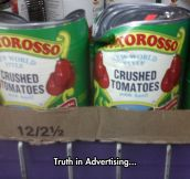 Crushed Tomatoes