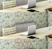 Wallpaper That Reacts To Temperature