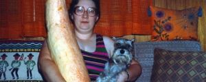 16 Disturbing Pictures Of People With Animals