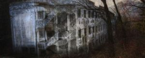 This Abandoned Mental Hospital Is Said To Be Haunted