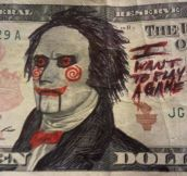 27 Amazing Defaced Bills