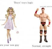 Boys Toy Logic