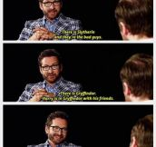 Burnie Burns on Harry Potter