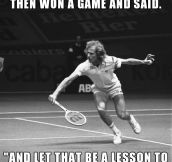 Why Nobody Beats Vitas Gerulaitis 17 Times Straight