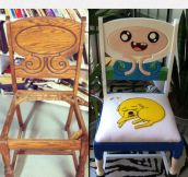 Adventure Time's Chair