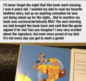 The Story Of The Day My Aladdin Book Went Missing