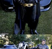 A Real Life Batman