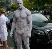 Awesome Prometheus Cosplay