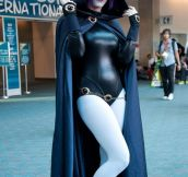 Astonishingly Accurate Raven Cosplay
