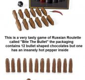 The Glorious Chocolate Roulette