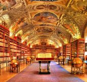 Such A Beautiful Library