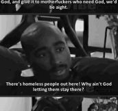 Tupac On Churches