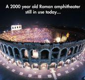 Located In Verona Arena, Italy
