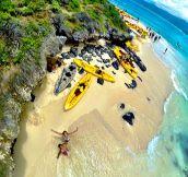 Aerial Selfie Mode