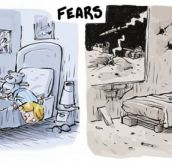 Fears By Dalcio Machado